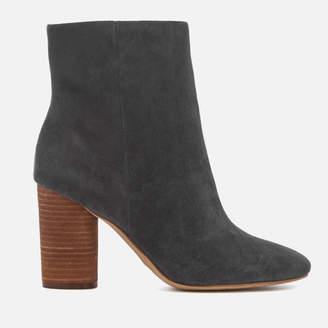 1da7fddfe1b Grey Stacked Heel Boots For Women - ShopStyle Australia