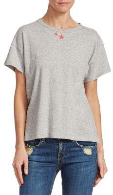 Rag & Bone Star Crewneck Tee