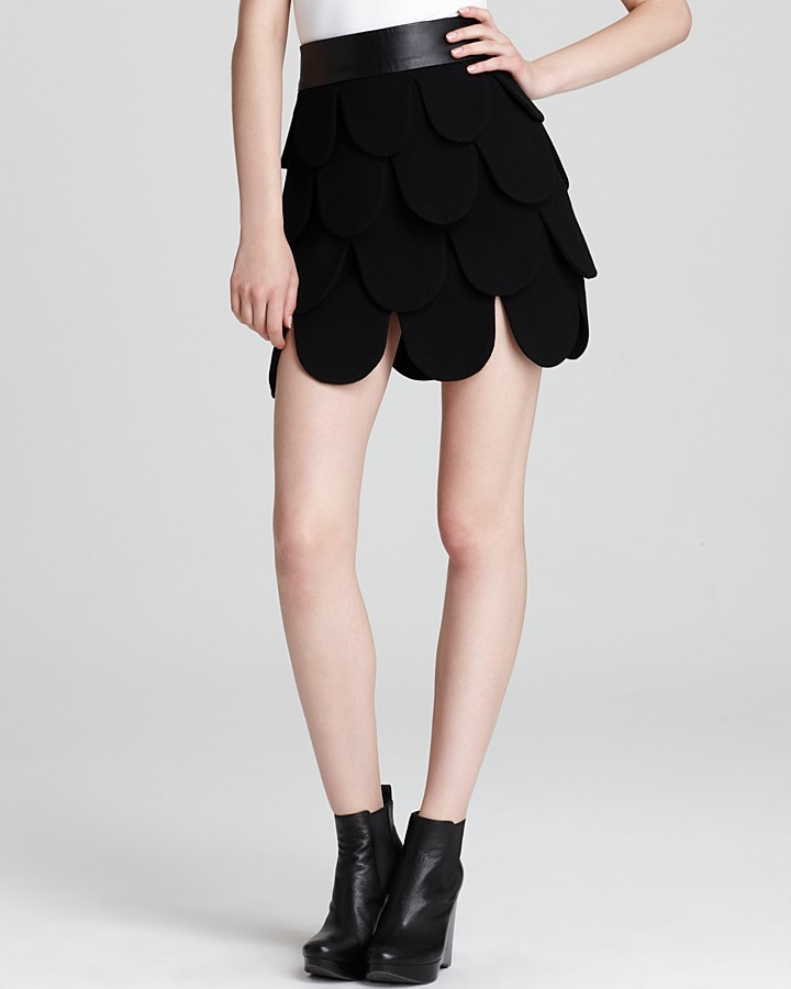 Milly Skirt - Cleo Petal