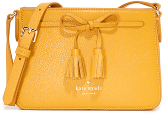 Kate Spade New York Eniko Cross Body Bag $198 thestylecure.com
