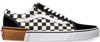 Vans Old Skool Checkerboard Gum Sole