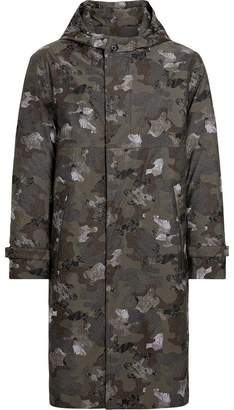 MACKINTOSH Camouflage eVent Hooded Coat GMH-003D