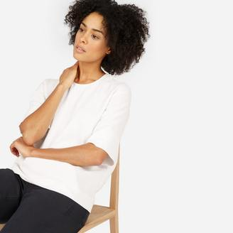 The Japanese GoWeave Back-Zip Tee $88 thestylecure.com