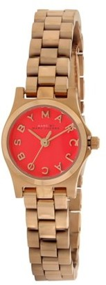 Marc Jacobs Marc by Henry Mini Gold-Tone Ladies Watch MBM3311