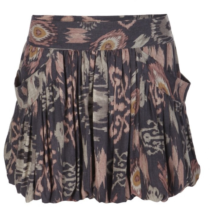 AllSaints Alba Mini Skirt