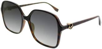 Fendi Women's Ff0287/S 58Mm Sunglasses