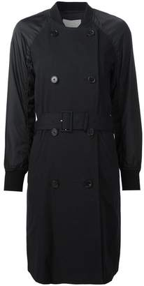 3.1 Phillip Lim bomber sleeve trench coat