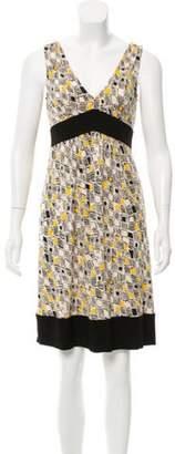 Diane von Furstenberg Ophelia Silk Dress yellow Ophelia Silk Dress
