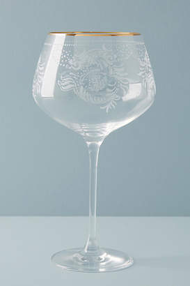 Anthropologie Sante Red Wine Glass