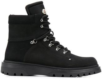 Moncler Egide mountain boots