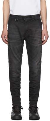 Diesel Black JoggJeans D-Earby Jeans