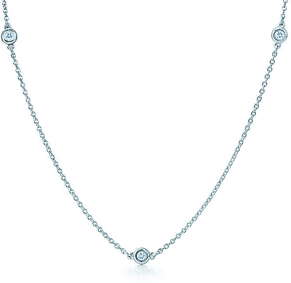 Tiffany & Co. Elsa Peretti®:Diamonds by the Yard® Necklace