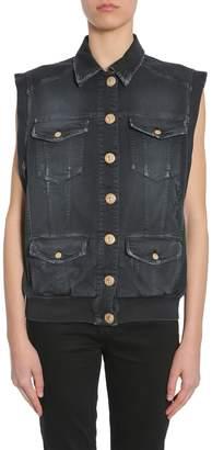 Balmain Sleeveless Jacket