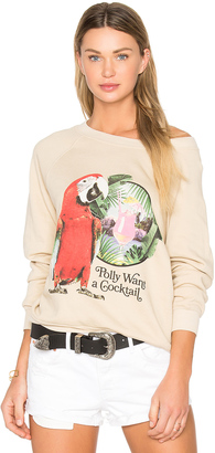 Wildfox Couture Hey Polly Top $108 thestylecure.com