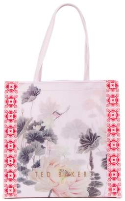 Ted Baker Lake Of Dreams Large Icon Tote Bag