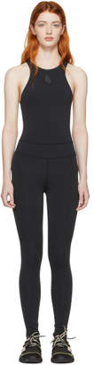 Nike Black NRG Perforated Bodysuit