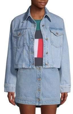 Tommy Hilfiger Tommy Denim Hybrid Jacket