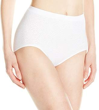 Bali Women's Comfort Revolution Microfiber Brief