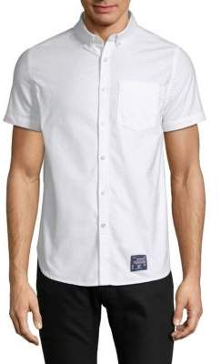 Superdry Ultimate Oxford Short Sleeve Shirt