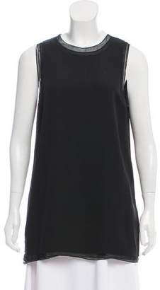 Ralph Lauren Woven Sleeveless Top