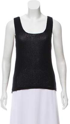 Malo Knit Sleeveless Top