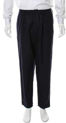 Marni Pleated Wool Pants