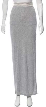 Alexander Wang Casual Maxi Skirt