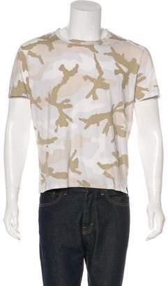 Valentino Camouflage Rockstud T-Shirt