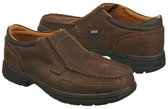 TimberlandTimberland Pro Men's Branston Soft Toe Slip On Work Shoe