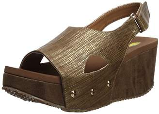Volatile Women's Kilkenny Wedge Sandal