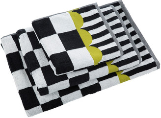 Mackenzie Childs Courtly Check Towel