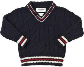 Thom Browne トリコットカシミアセーター