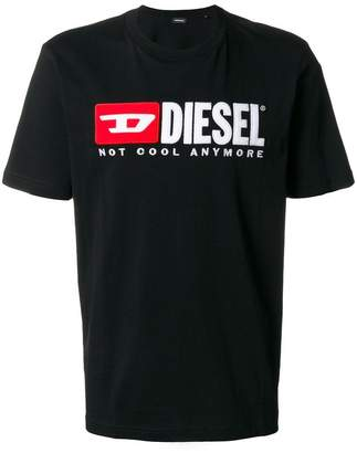 Diesel 'Not cool anymore' T-shirt