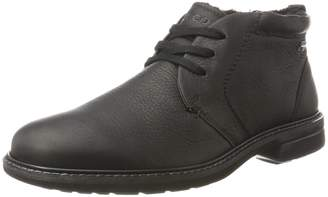Ecco Shoes Men's Turn GTX Warm Chukka Boots