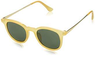 Morgan A.J. Sunglasses Inline Square Sunglasses