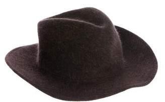 CLYDE Brimmed Felt Hat
