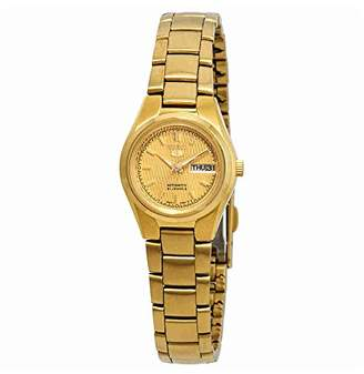 Seiko Women's 5' Japanese Automatic -Tone-Stainless-Steel Casual Watch