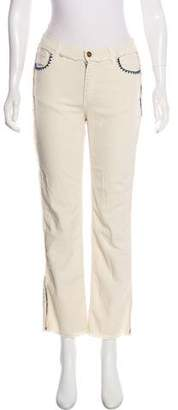 Etro Mid-Rise Straight-Leg Jeans