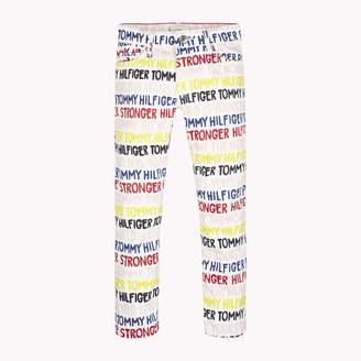Tommy Hilfiger TH Kids Inspiration Cropped Jean