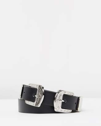 Missguided Double Western Belt