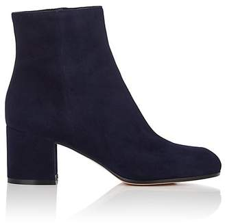 Gianvito Rossi Women's Margaux Suede Ankle Boots