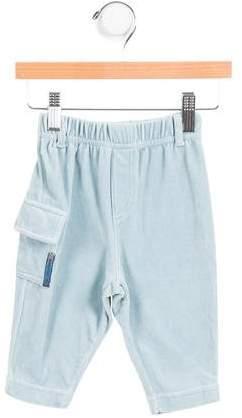 Boys' Casual Velvet Pants
