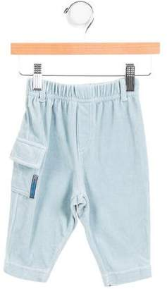 Superga Boys' Casual Velvet Pants