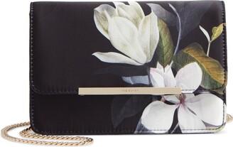Ted Baker Jacala Bar Floral Crossbody Bag