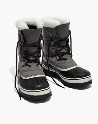 Madewell Sorel Caribou Boots