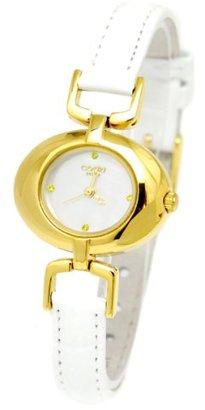 Cogu (コグ) - [コグ]COGU 腕時計 Ryo OVALシリーズ ゴールド RYO1112G-G3W レディース