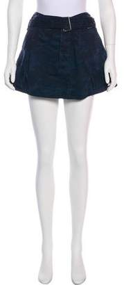Marc Jacobs Printed Mini Skirt w/ Tags