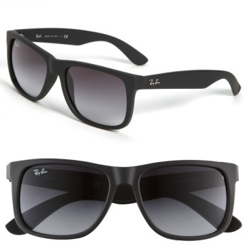 Women's Ray-Ban Youngster 54Mm Sunglasses - Black