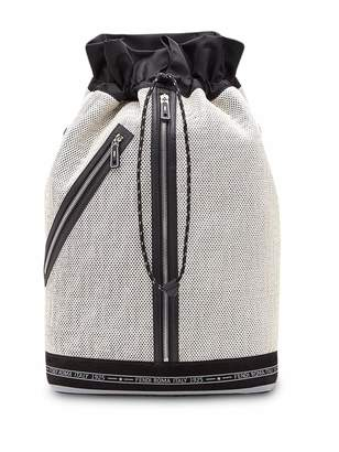 Fendi Sacca perforated-style backpack