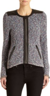 Rag and Bone Rag & Bone Lori Knit Jacket